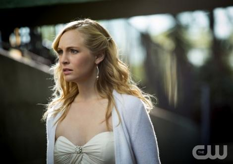 Exclusive interview: Candice Accola from 'The Vampire Diaries' talks about her relationship with Tyler, the plot to kill Klaus, and Elena's transformation