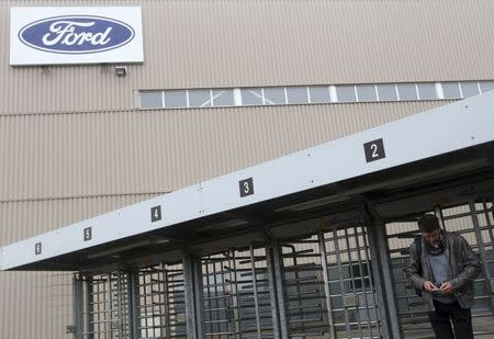 As Ford closes, European rust belt seeks new ideas