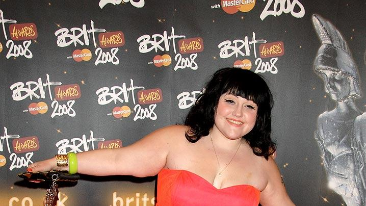Ditto Beth Brit Awards