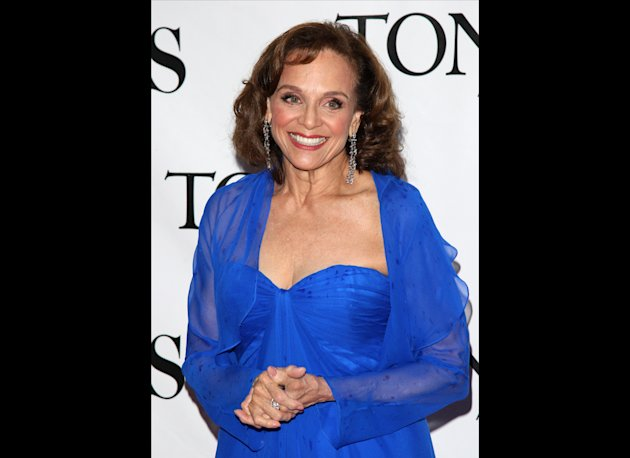In this June 13, 2010 photo, Valerie Harper arrives at the 61st Annual Tony Awards in New York. The 73-year-old actress, who played Rhoda Morgenstern on television in the 1970s, has been diagnosed with terminal brain cancer, according to a report Wednesday, March 6, 2013 on People magazine&#39;s website. (AP Photo/Peter Kramer)
