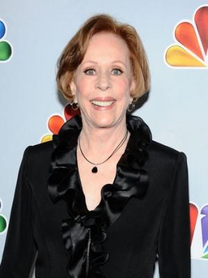Tina Fey, Julie Andrews to Pay Tribute to Carol Burnett