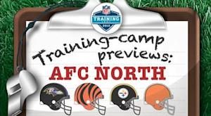 AFC North training-camp reports