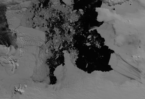 Antarctica Glacier's Retreat 'Unprecedented'
