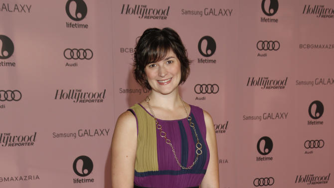 Sandra Fluke arrives at The Hollywood Reporter's Women in Entertainment breakfast at The Beverly Hills Hotel on Wednesday, Dec. 4, 2012, in Beverly Hills, Calif. (Photo by Todd Williamson/Invision/AP)