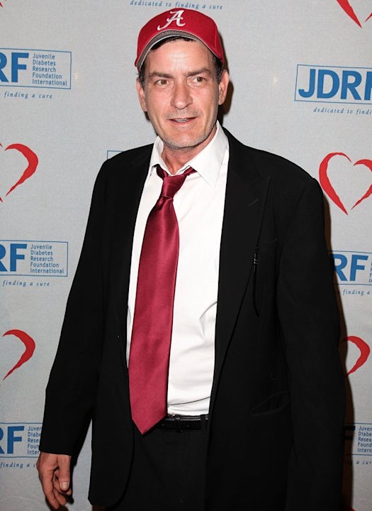 Charlie Sheen Diabetes Benefit