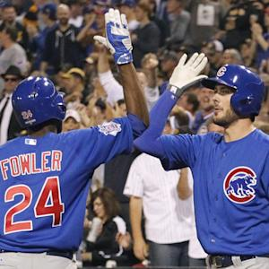 Cubs move on to NLDS