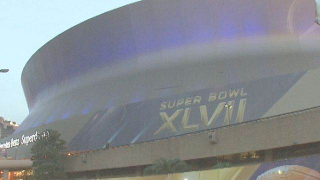 New Orleans gears up for Super Bowl XLVII