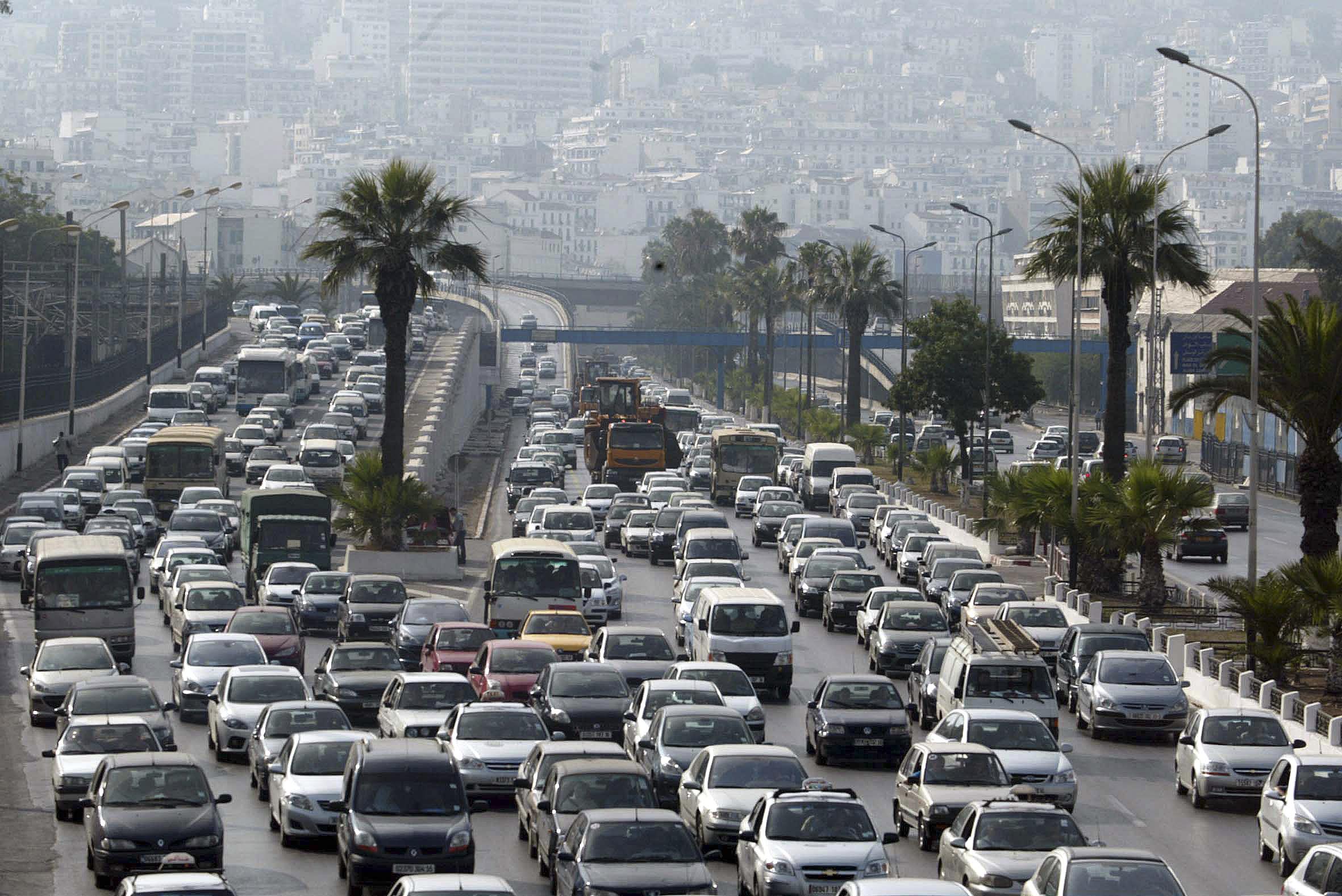 Falling oil prices worry Algeria