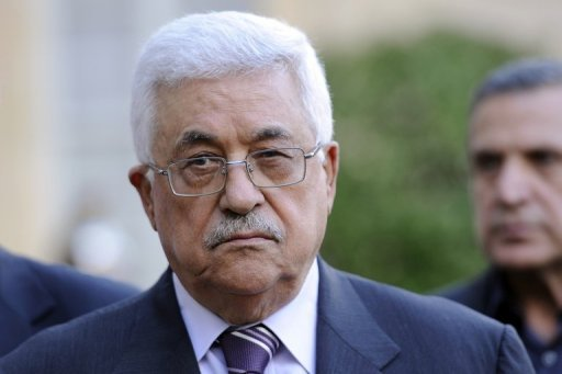 Palestinian leader Mahmud Abbas, seen here on July 6, visited Saudi Arabia and met King Abdullah on Friday to seek urgent aid for his administration as the Muslim holy month of Ramadan nears