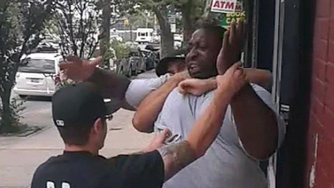 NYPD Chokehold Death Ruled a Homicide