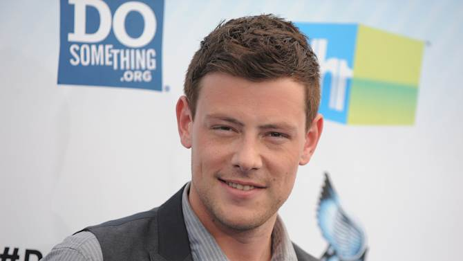 """FILE - In this Aug. 19, 2012 file photo, Cory Monteith attends the 2012 Do Something awards in Santa Monica, Calif. Monteith is heading to rehab, according to People. Monteith's rep told the magazine that the actor has """"voluntarily admitted himself to a treatment facility for substance addiction."""" (Photo by Jordan Strauss/Invision/AP, File)"""