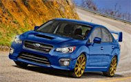 2013 Subaru WRX STI Rendition