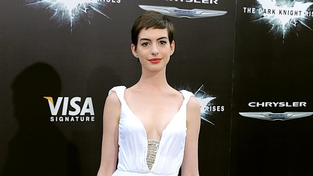 Anne Hathaway Speaks Out On 'Dark Knight' Shooting