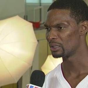 Media Day: Chris Bosh