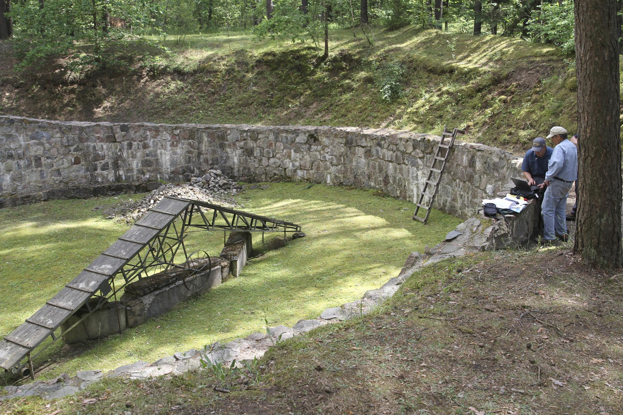Israel: Dug by Jews, tunnel from Nazi era found in Lithuania