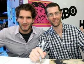 Emmy Q&A With 'Game Of Thrones' David Benioff And D.B. Weiss