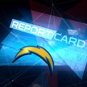 Wk 3 Report Card: San Diego Chargers