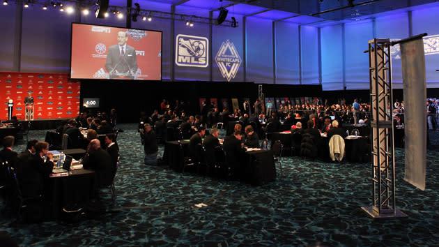 2012 MLS Draft