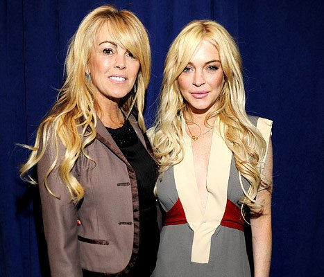 Lindsay Lohan Gives Mom Dina $40,000, Accuses Her of Using Cocaine