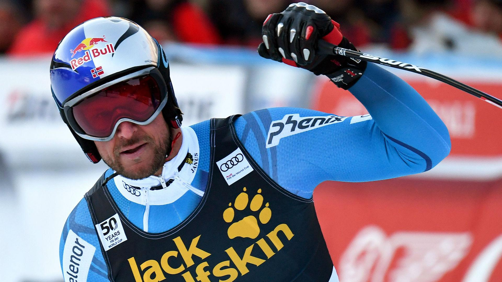 Skiing: Season over for Svindal, Ligety