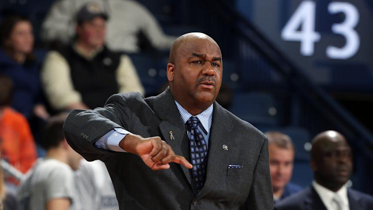 NCAA Basketball: Georgetown at Notre Dame