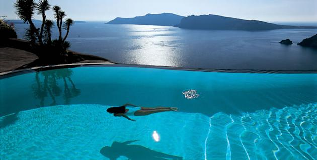 The True Infinity Pool