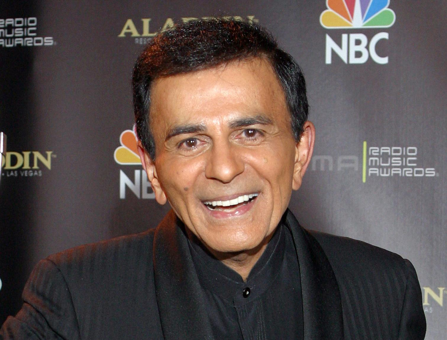APNewsBreak: Casey Kasem's widow sued for wrongful death