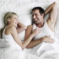 Sex tip of the day: Give him a confidence boost in the bedroom