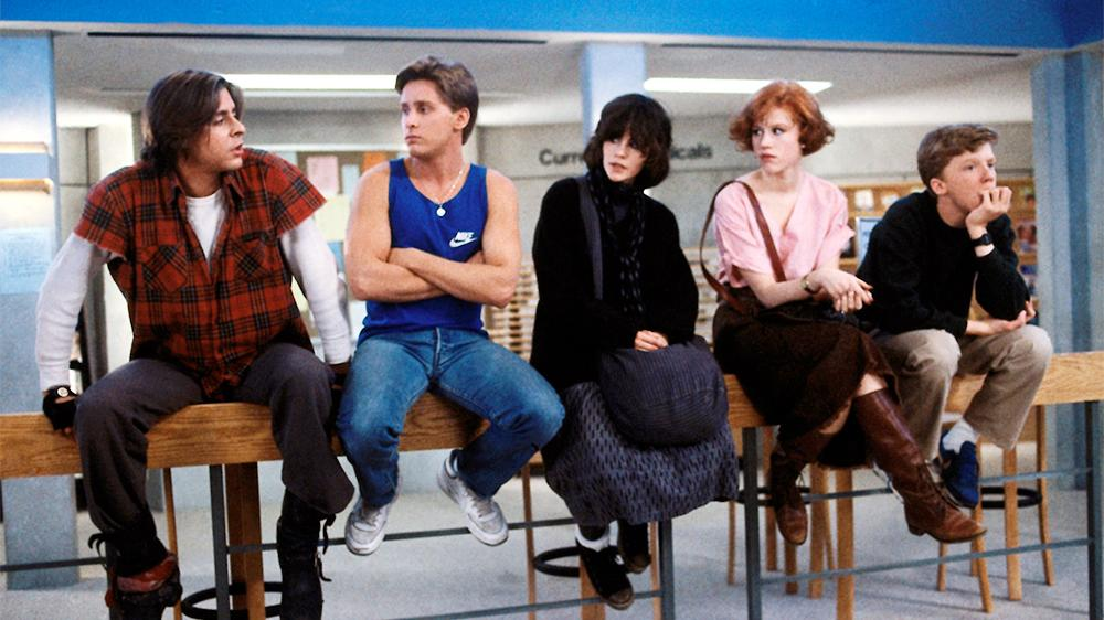 Restored 'Breakfast Club' Set for World Premiere at SXSW