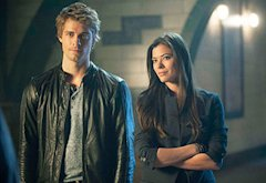 Luke Mitchell and Peyton List | Photo Credits: Barbara Nitke/The CW