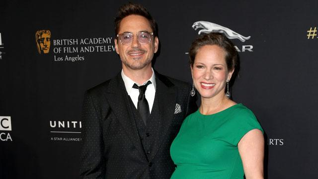 Robert Downey, Jr. Celebrates Tenth Wedding Anniversary With Sweet Instagram Photo