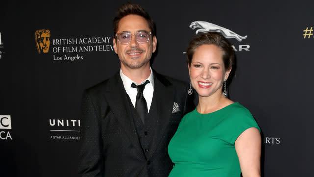 Robert Downey, Jr. Celebrates Tenth Wedding Anniversary With Sweet Instagram Photo