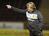 Stuart McCall felt a big win was just around the corner