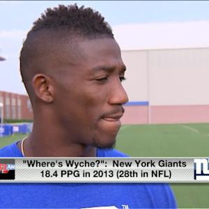 Safety Antrel Rolle praises New York Giants' new additions
