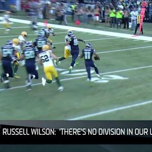 NFL NOW: Wilson: 'No division in our locker room'