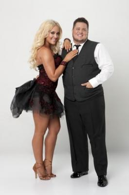 "Chaz Bono pairs up with Lacey Schwimmer for Season 13 of ""Dancing with the Stars""  -- ABC"