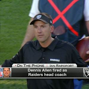 Who will replace Dennis Allen?