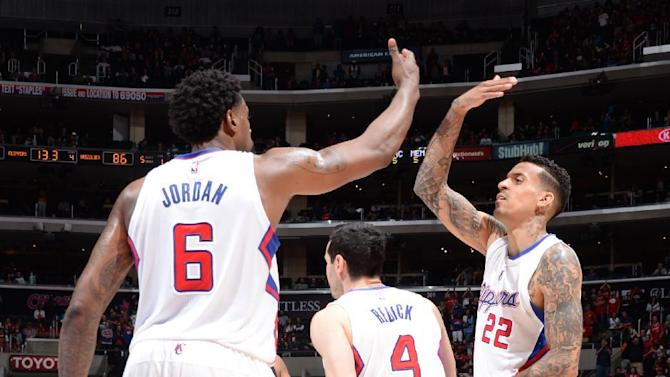 Redick and Griffin lead Clippers past Grizzlies 94-86