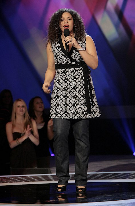 Jordin Sparks performs in …