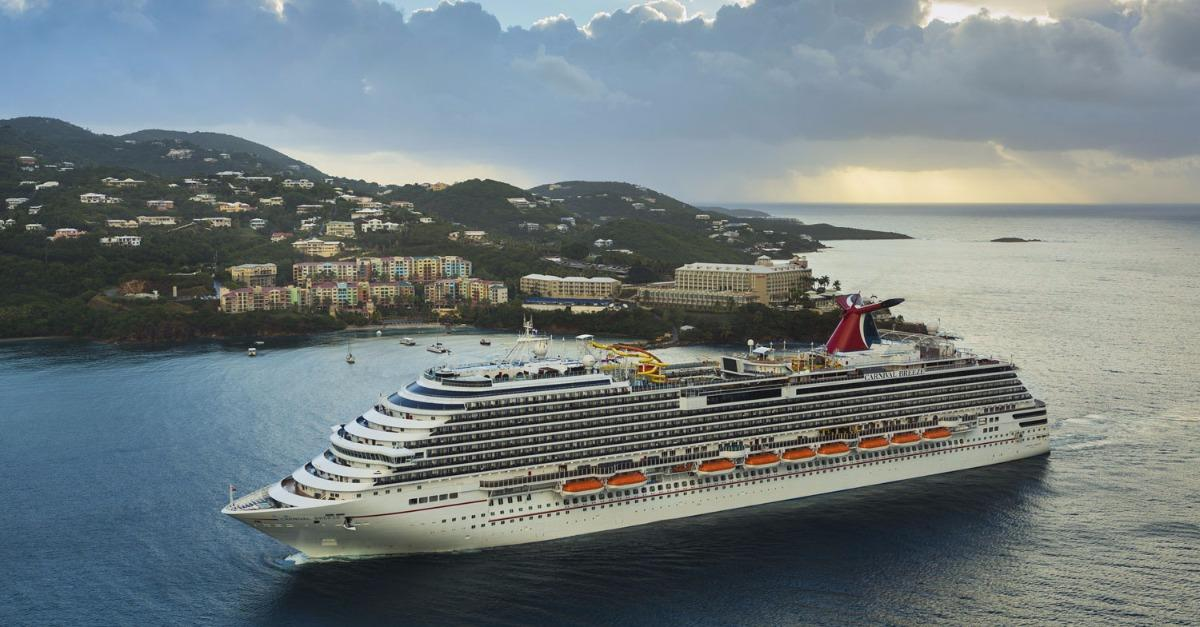 30 Photos of Carnival's Most Advanced Cruise Ship