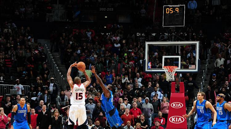 Horford hits winner, Hawks rally past Mavs 88-87