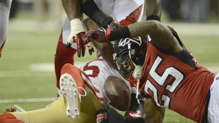 NFL: NFC Championship-San Francisco 49ers at Atlanta Falcons