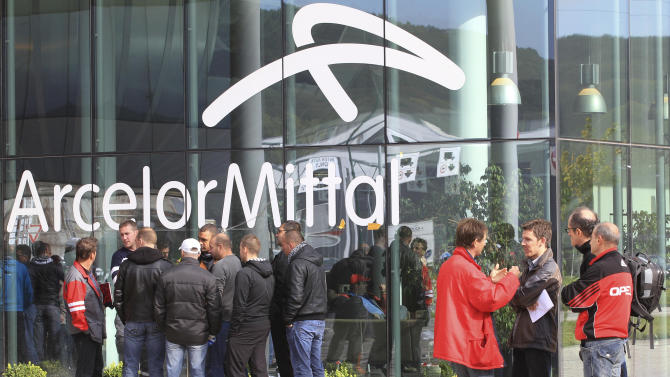 ArcelorMittal to close steel plants in Belgium
