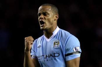 Kompany after further success with Manchester City
