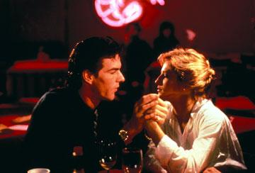 Dennis Quaid and Ellen Barkin in Lions Gate Home Entertainment's The Big Easy