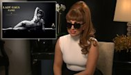 Lady Gaga speaks with Access Hollywood, New York City, Sept. 13, 2012 -- Access Hollywood