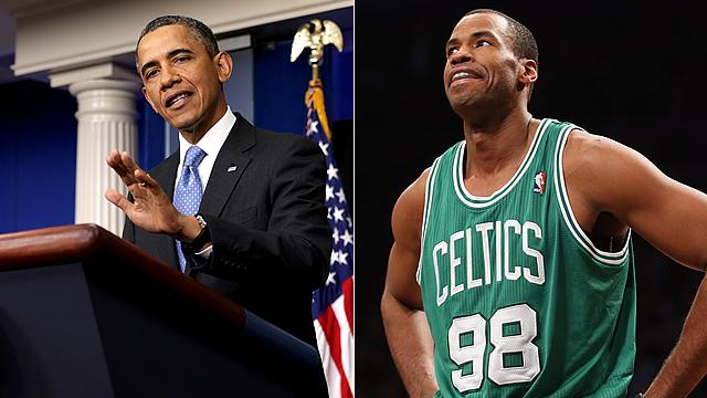 Obama Praises Jason Collins for Revealing He's Gay