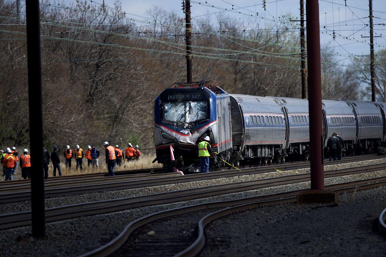 Amtrak turns 45 today. Here's why American passenger trains are so bad.