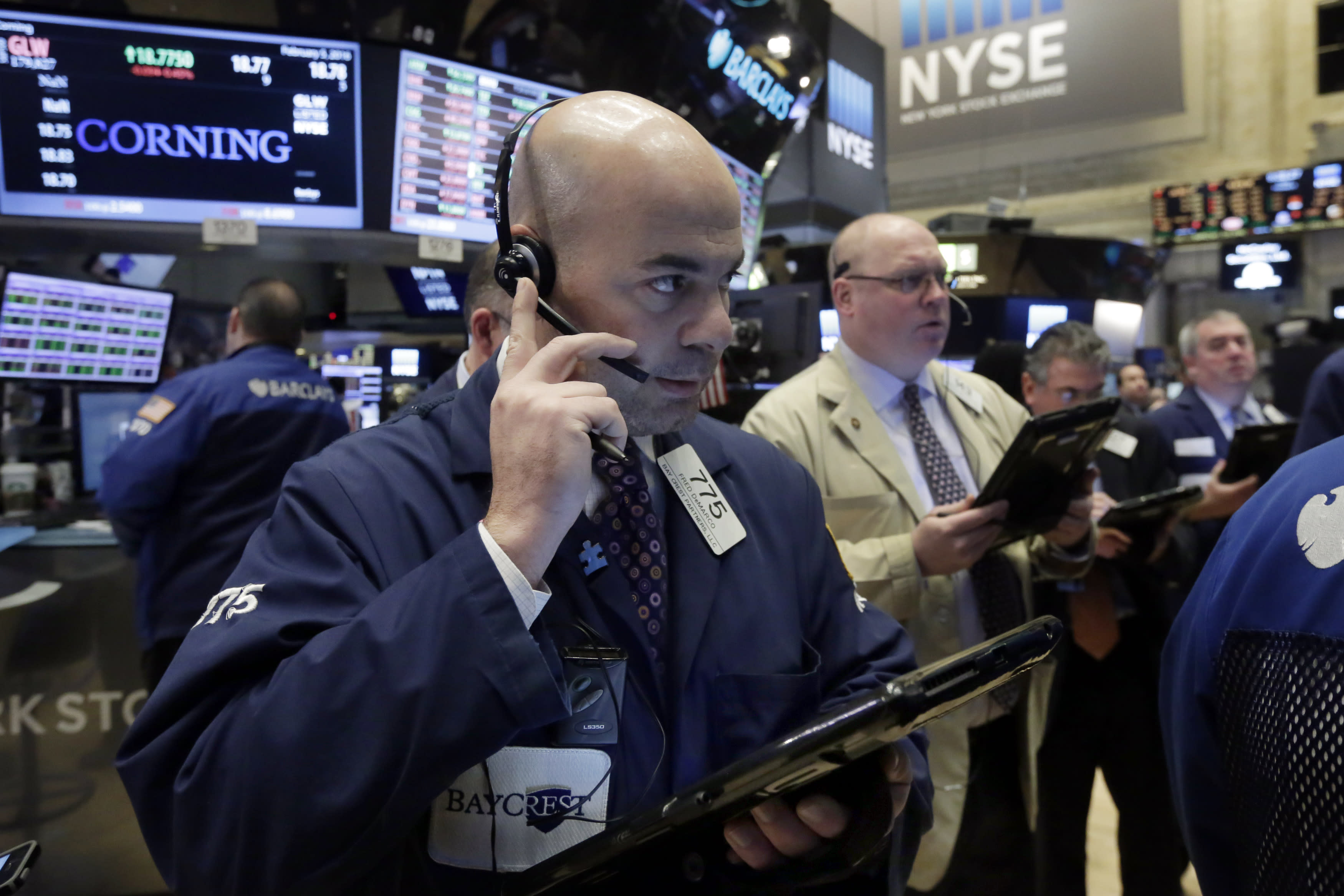 Market flops as jobs data stokes rate fears; Clinton's Wall Street problem