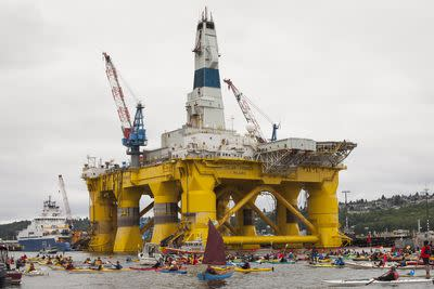 The controversy over Shell's Arctic oil drilling, explained
